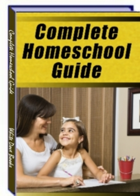 Product picture Complete Guide To Home Schooling Ebook Resell